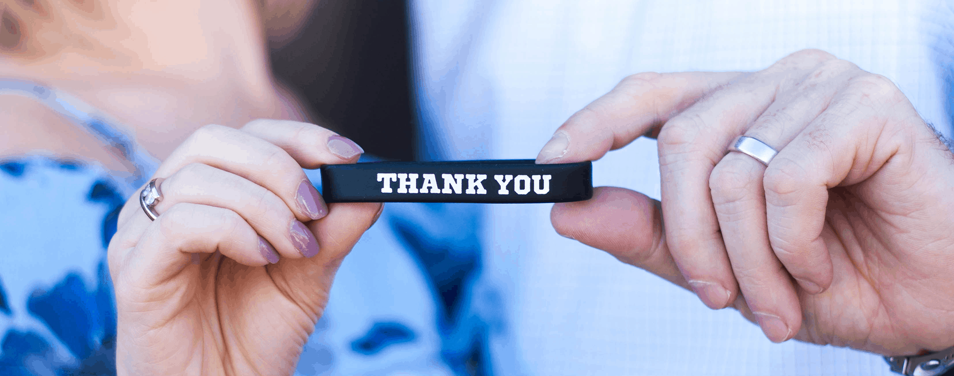 Thank You from Three and Jackie Carpenter Footer Sign off